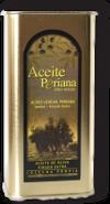 Aceite Periana - Premium-Olivenöl - Metallkanister 1Ltr.