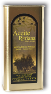 Aceite Periana - Premium-Olivenöl - Metallkanister 5L