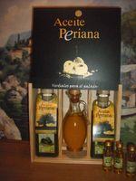 Aceite Periana - Premium-Olivenöl - Holzkiste No.5