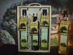 Aceite Periana - Premium-Olivenöl - Holzkiste No.6