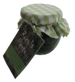 arpremi - Gourmet - Rucolapesto mit Premium-Olivenöl